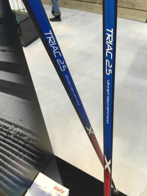 hur långa stavar längdskidor