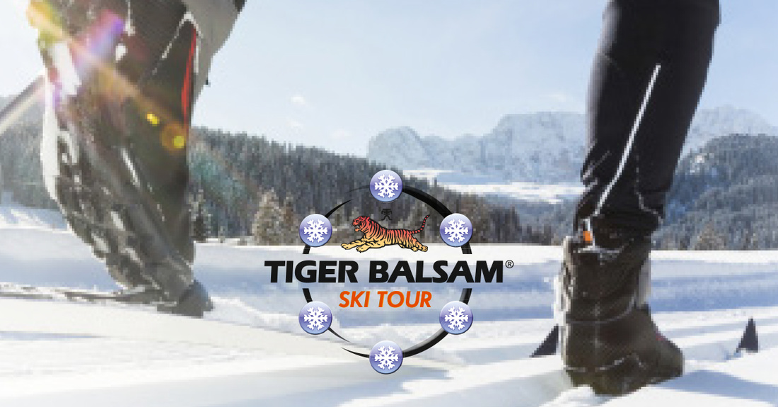 Tiger Balsam Ski Tour 2016